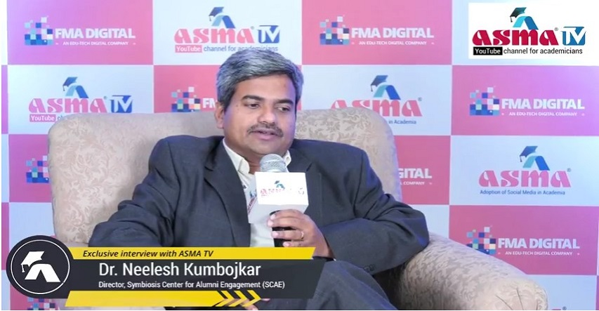 Dr. Neelesh Kumbojkar-Director, Symbiosis Center for Alumni Engagement